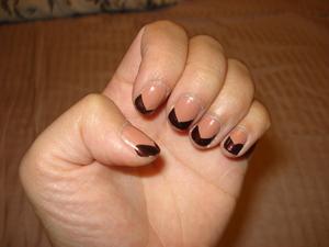 Fall 2011 nails look
