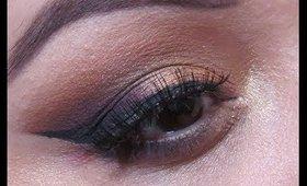 Dinair Airbrush Eyeshadow Demo