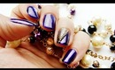 New Year's Eve 2013 - 2014 Nail Art Tutorial