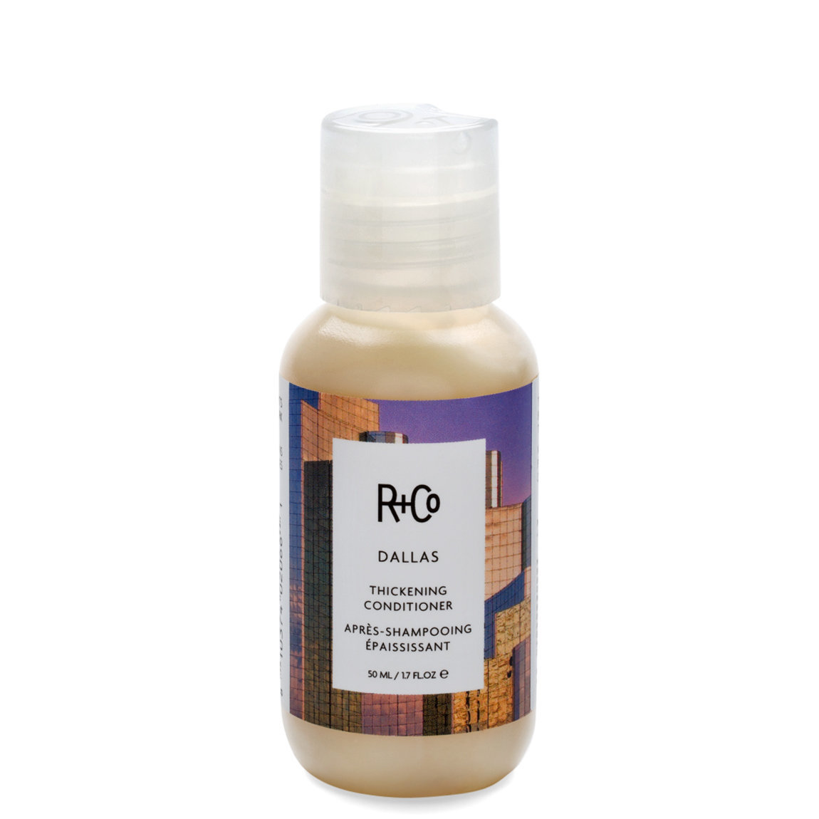 R+Co Dallas Thickening Conditioner  1.7 oz alternative view 1 - product swatch.