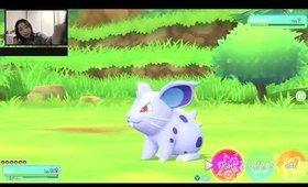 WATCH ME PLAY Pokemon Let's Go Eevee + rant