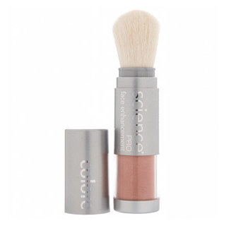 Colorescience Mineral Blush Powder Brush-Tan-Just Barely