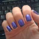 Purple x Stripes