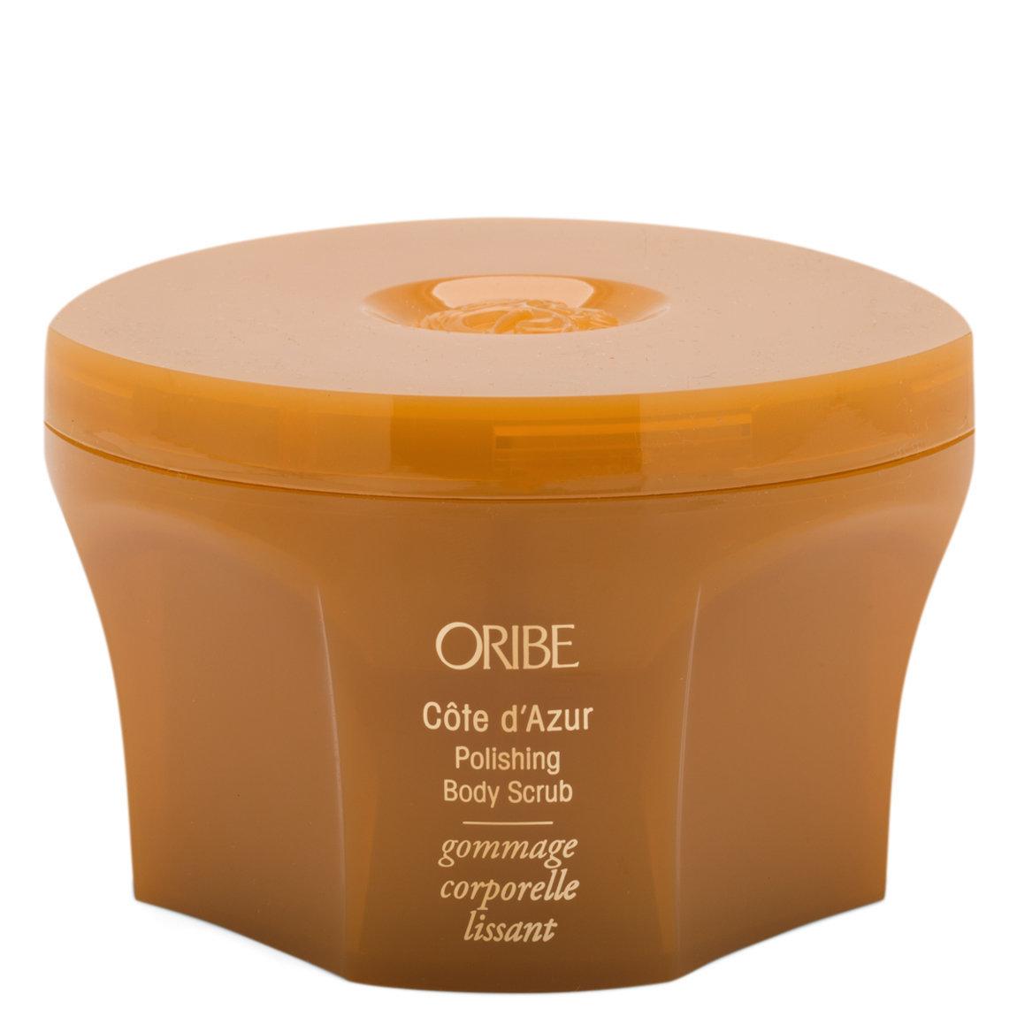 Oribe Côte d'Azur Polishing Body Scrub product swatch.