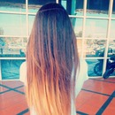 my beautiful hair <3