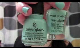 Wet n Wild Megalast Polish Review & Application