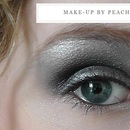 The Hunger Games series: District 12 makeup look
