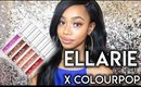 Swatches | Ellarie x ColourPop