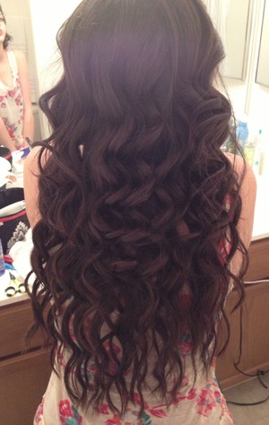 Easy to do fun & fancy curls