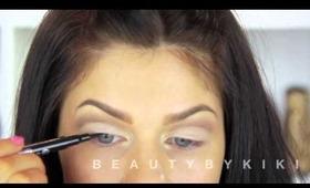 Lana Del Ray Inspired Makeup   Retro 60s Pin Up Girl