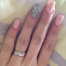 Pink and Silver