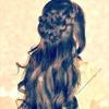 Boho Wrap-Around Braid Half-Up Updo for Long Hair Tutorial |  Spring Hairstyles