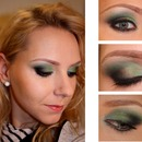 Green smokey