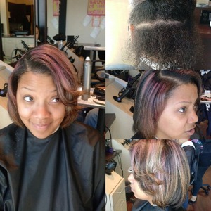 Shampoo thermal done by me
