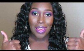 Purple 💜  Lipstick Collection