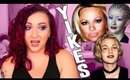 Reacting to the MOST 90's Makeup Looks Ever (what were they thinking??)