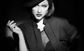 Transformation with Billy B: Nicole Fox to Marlene Dietrich