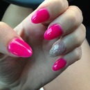 hot pink :)