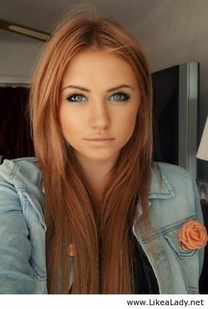 Strawberry Blonde Hair Beautylish - What hairstyle color suits me