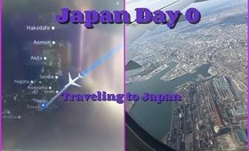 Japan Adventures Day 0: Our Travel Journey to Japan