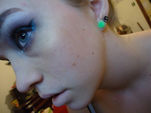 new years eve makeup,