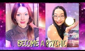 How to Develop and Strengthen Your PSYCHIC Abilities ft. Spiritual Medium Emily Harrison