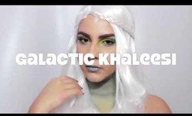Galactic Khaleesi | Beauty by Jannelle