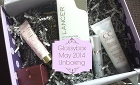 My Glossybox | May 2014 Unboxing