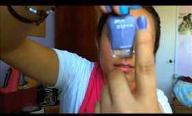 April 2011 Birchbox and Makeup Palettes!