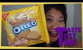 Gingerbread Oreo | Taste Test Time