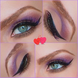 ♥♥♥♥♥♥♥♥♥♥♥♥♥♥♥♥♥♥♥♥♥♥♥♥♥♥♥♥♥♥♥♥♥♥♥♥♥♥♥♥♥♥♥♥♥  A flirty romantic make up thought for Saint Valentine's Day!  Product used and tutorial can be found in my blog:  http://mariabergmark.wordpress.com  ♥♥♥♥♥♥♥♥♥♥♥♥♥♥♥♥♥♥♥♥♥♥♥♥♥♥♥♥♥♥♥♥♥♥♥♥♥♥♥♥♥♥♥♥♥