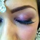 Eyes Make Up mariage