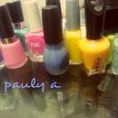 ten fingers=ten colors