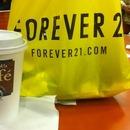 Starbucks and Forever 21
