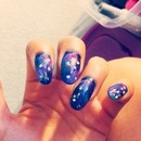 First try Galaxy Nails