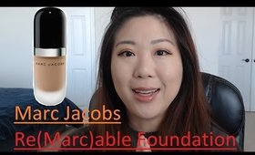 Gemi Reviews: Marc Jacobs Remarcable Foundation
