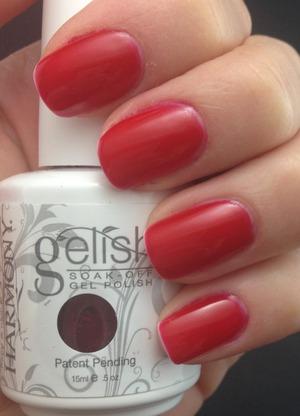 Gel polish. For more swatches please visit my blog: lslfun.blogspot http://lslfun.blogspot.com