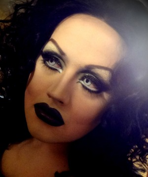 Sharon Needles, eat your heart out! Drag queen Honey Golightly explores her dark side.