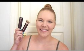 First Impression & Follow Up: Hourglass Vanish Foundation Stick & Brush
