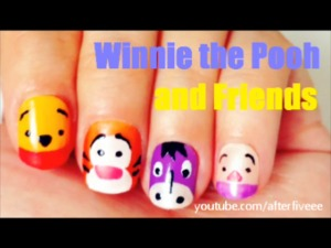 Winnie the Pooh and friends  Watch how I did it =) http://youtu.be/XPp0eTh1IEc