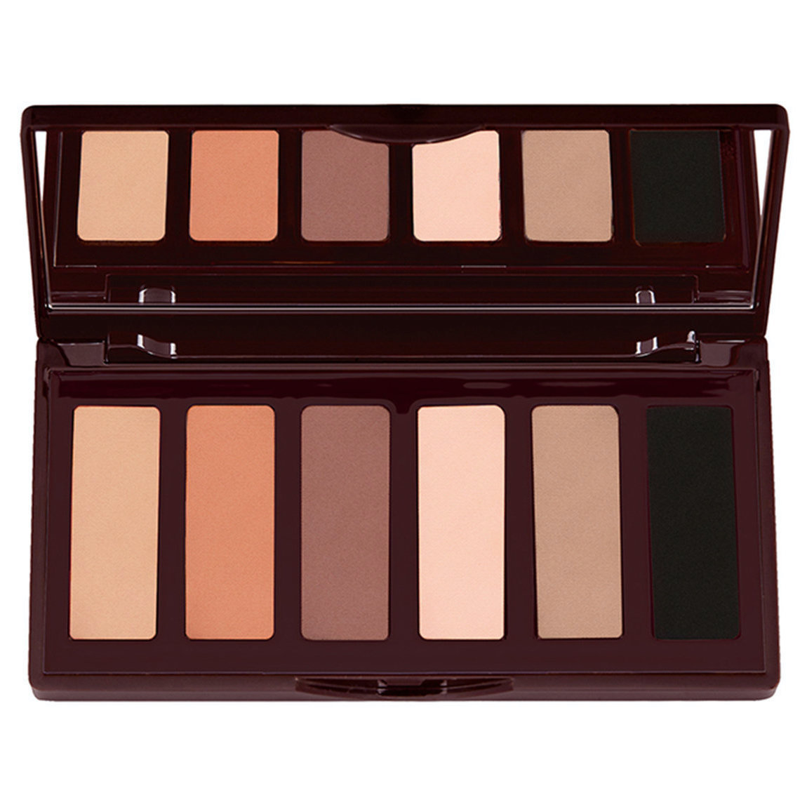 Charlotte Tilbury Easy Eye Palette Super Nudes alternative view 1 - product swatch.