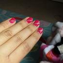 I did my nails!