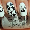 Alien Cow Nails
