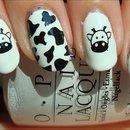 Alien Cow Nails