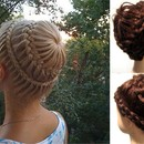 Never Ending Braided Bun