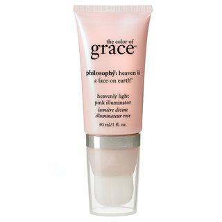 Philosophy the color of grace heavenly light pink illuminator