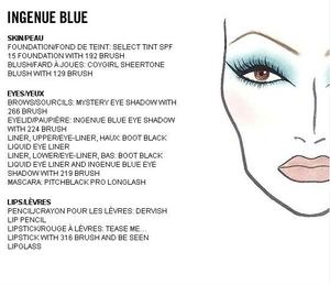 Ingenue Blue