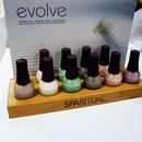 Sparitual's Evolve Collection. I spy green for fall!