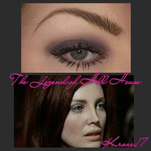 The Legend Of Hell House!  My guy and I just watched this movie and the entire time I was maddening in love with this eye look. This is a 1970's Hollywood inspired look. I went a tad darker with the gray because I just didn't have the right shades. The brow is definitely a statement but always very clean and fresh. I love that the waterline is bare but the shading is there on the lower lash line.  I used:  Lorac Pro Palette 2 Urban Decay 24/7 Eyeliner in Smoke #Makeup #thelegendofhellhouse #1970s #seventies #horror #classic #film #Hollywood #makeuplook #GayleHunnicutt #Beautyshot #beautyproducts #beauty #cosmetics #instamakeup #instabeauty #loraccosmetics #propalette2 #smokeyeye #urbandecay #kroze17