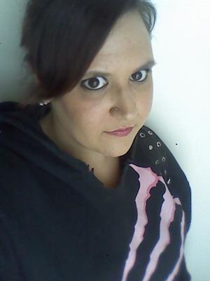 I felt really pretty, and i think my eye's look beautiful<3
